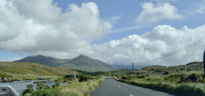 Carretera irlandesa Connemara