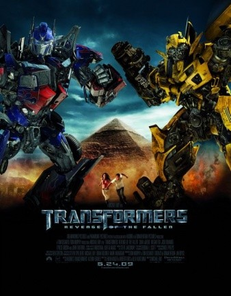 Transformers: La venganza del caído, Transformers: The revenge of the fallen, Michael Bay, 2009