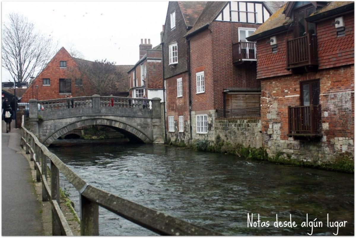 Notas desde Winchester