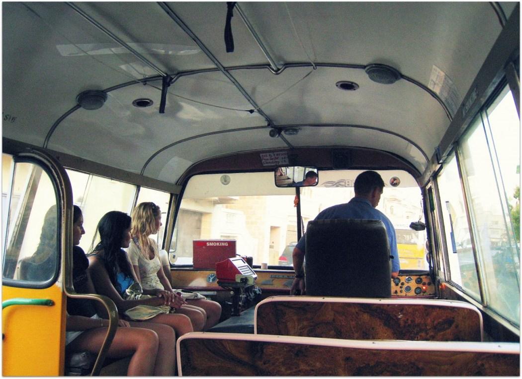 autobuses de malta