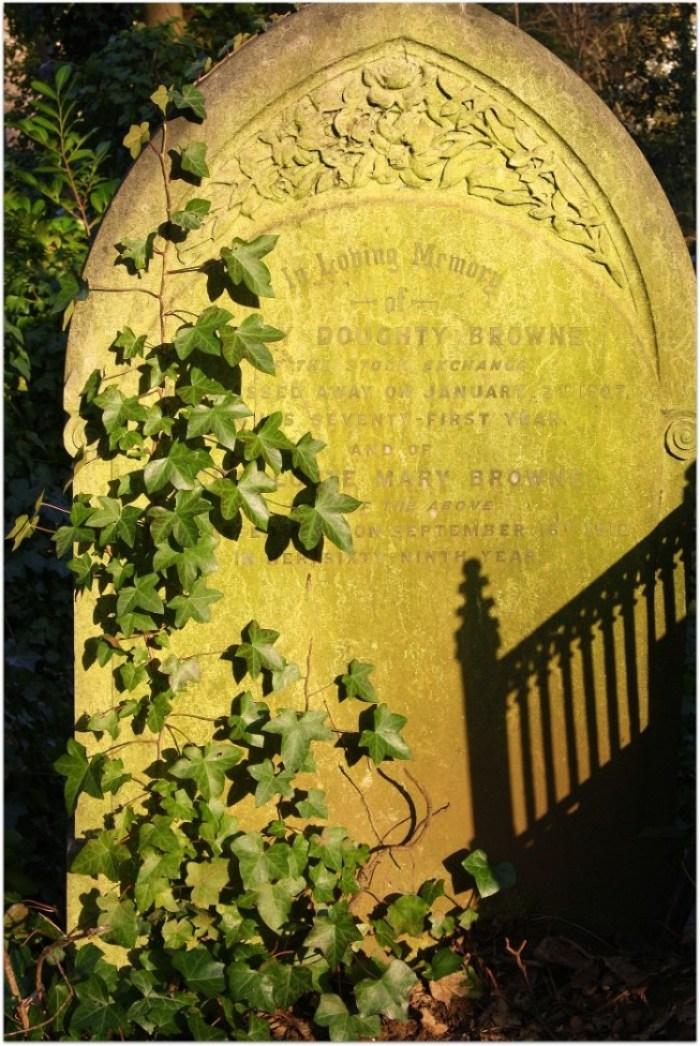 Tumba Cementerio Highgate