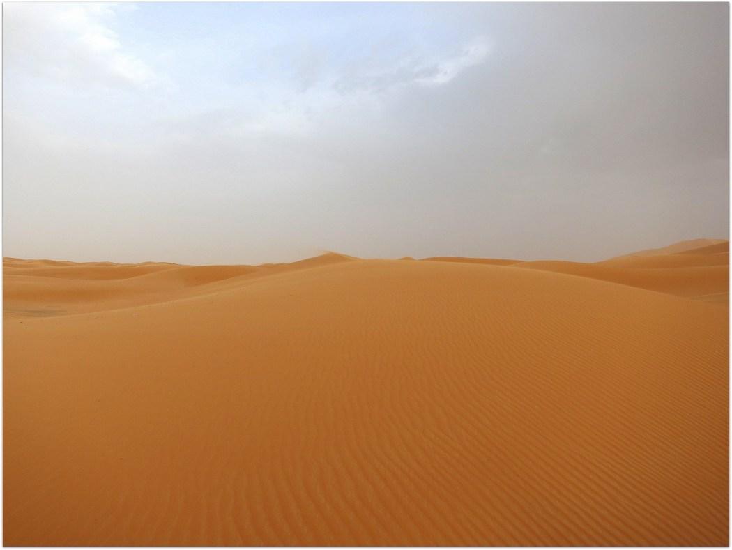 Dunas Sahara