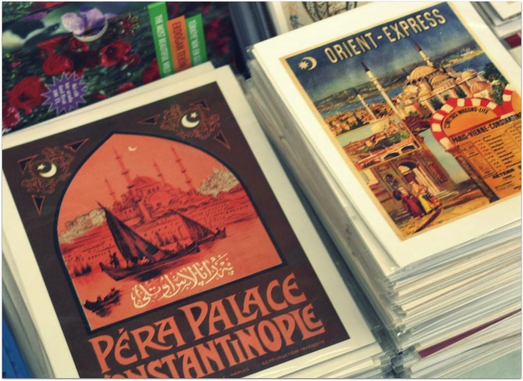 Pera Palace Constantinople