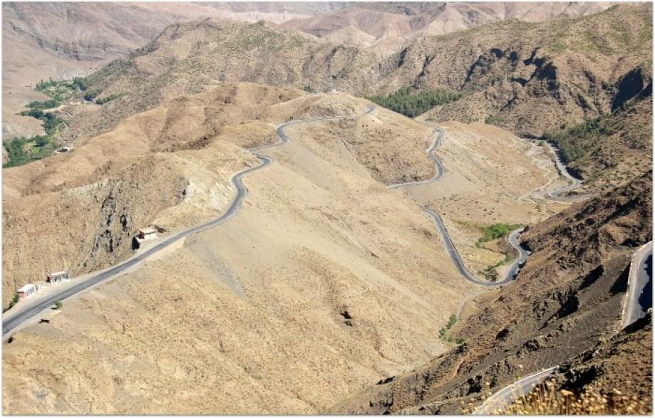 Carreteras Marruecos
