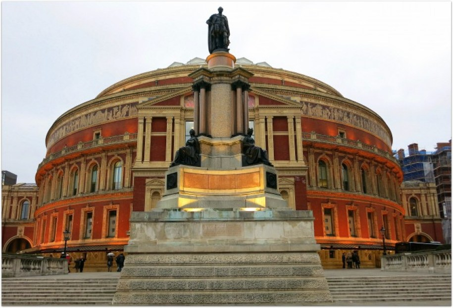 Royal Albert Hall Londres