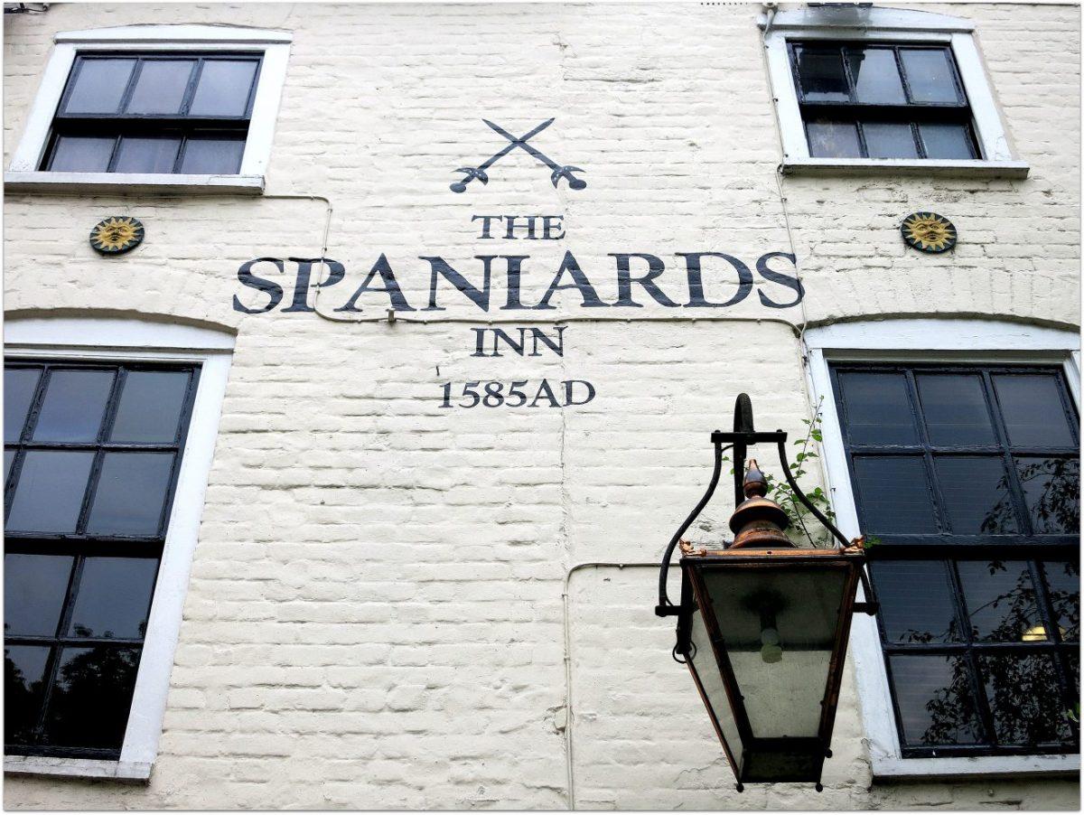 Notas desde el Spaniards Inn