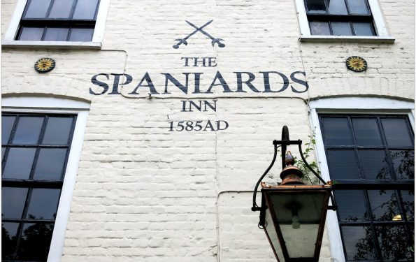 Spaniards Inn, Londres
