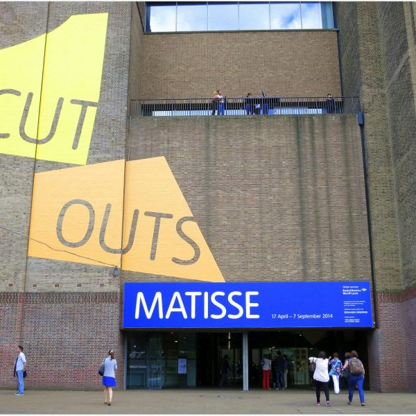 Cut-outs, Matisse. Tate, Londres