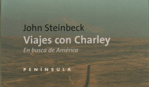 viajes con charley, steinbeck