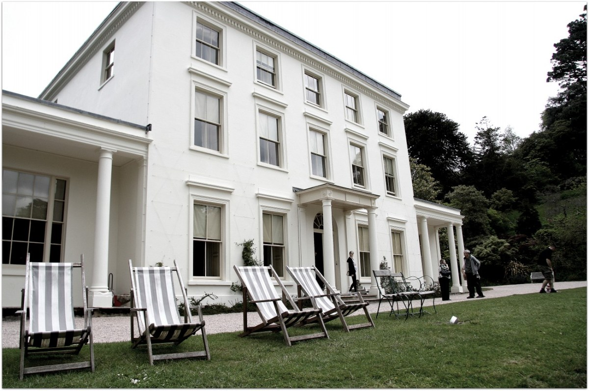 Notas desde la casa de Agatha Christie en Devon