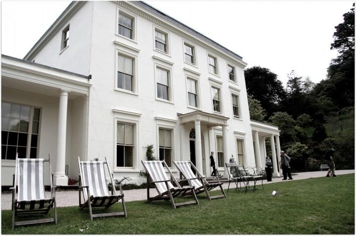 La casa de vacaciones de Agatha Christie