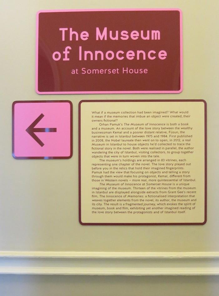 Museo de la Inocencia, Somerset House