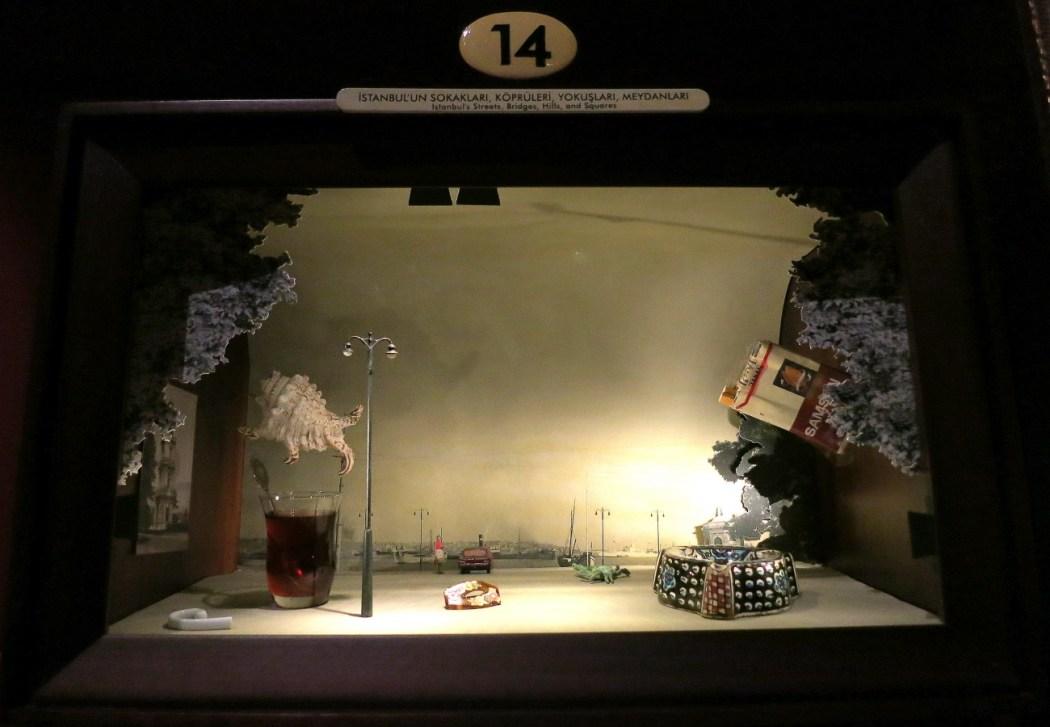 Museo de la Inocencia de Orhan Pamuk en Londres