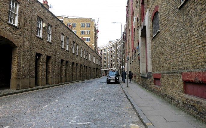 Wapping Londres