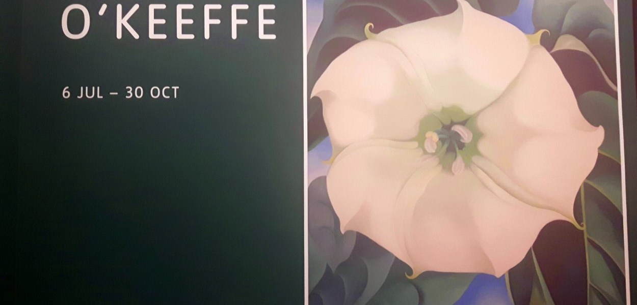 Exposición Georgia O'Keeffe Tate Modern Londres