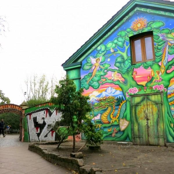 Christiania, Copenhague
