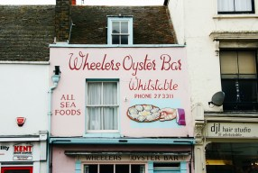 Un día en la costa de Kent: Whitstable