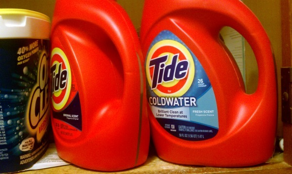 Review Of Tide Coldwater Laundry Detergent Anne Parris