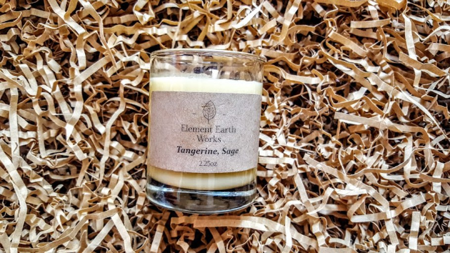 element earth candle