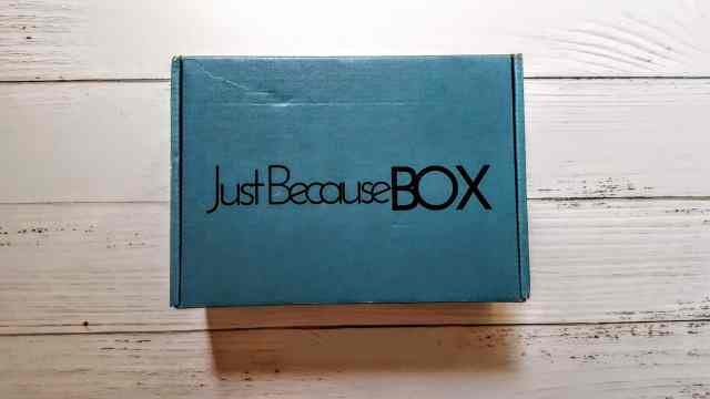 just because box review