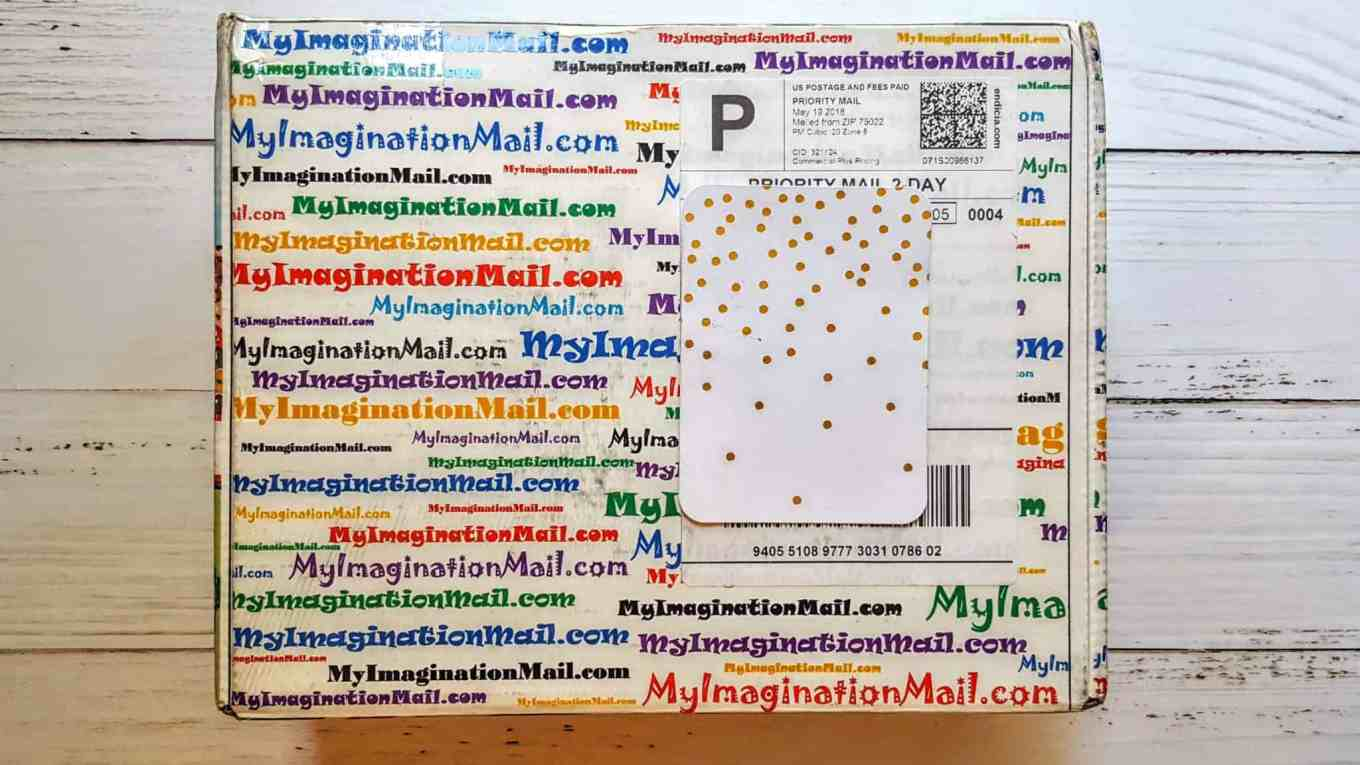 my imagination mail review
