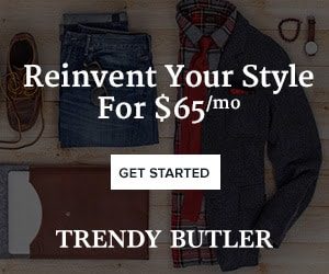 trendy butler coupon