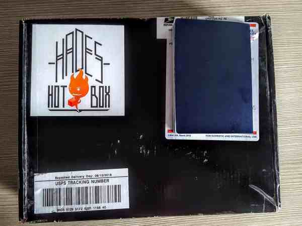 hades hot box review