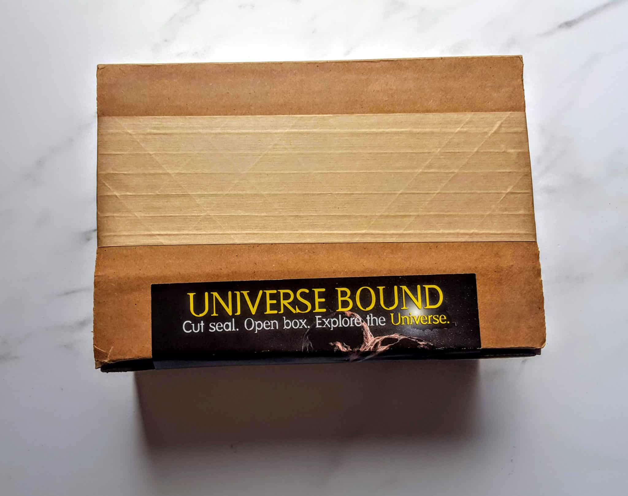 Universe Bound Subscription Box Review + Unboxing + Coupon | November 2018