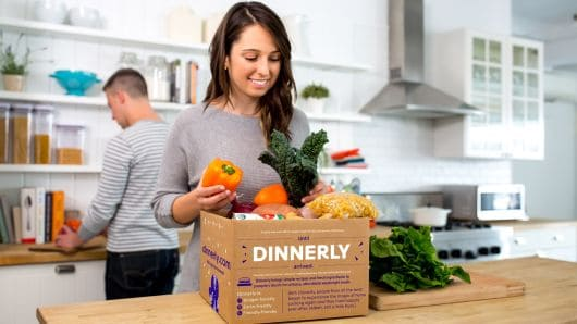 dinnerly meal delivery service