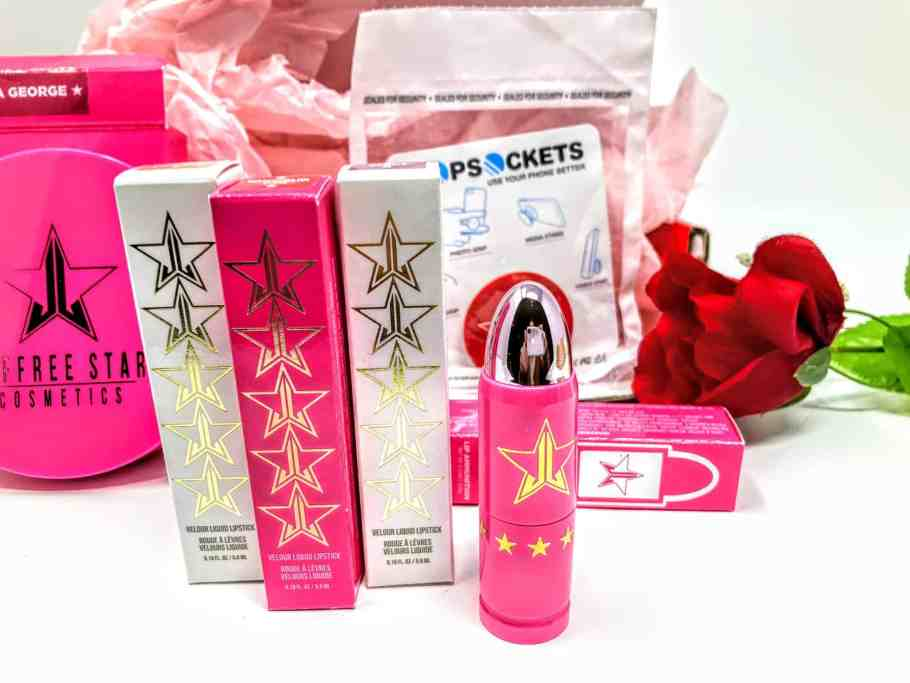 jeffree star valentine's day mystery box