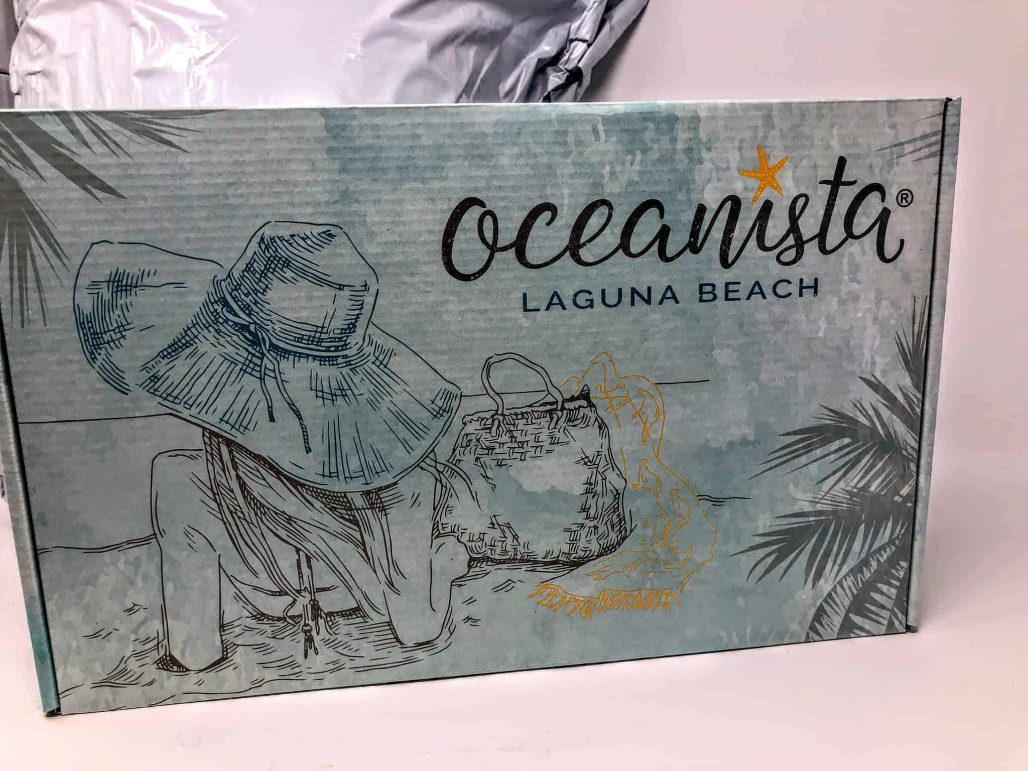 Oceanista Subscription Box Review + Unboxing + Coupon | Spring 2019