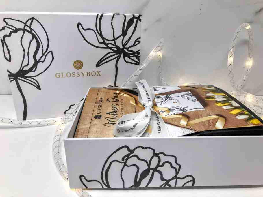 glossybox mother's day box 2019
