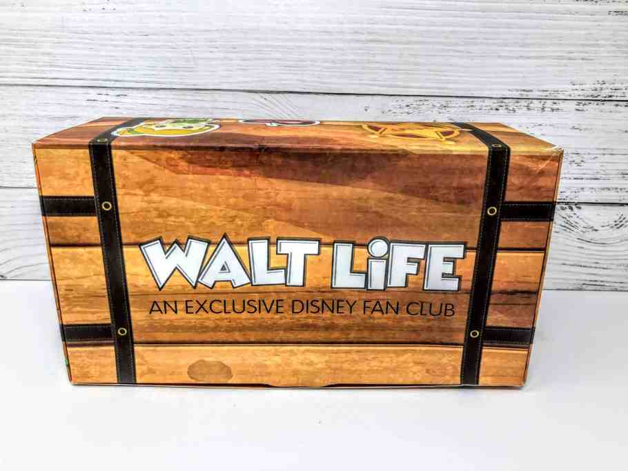 walt life review