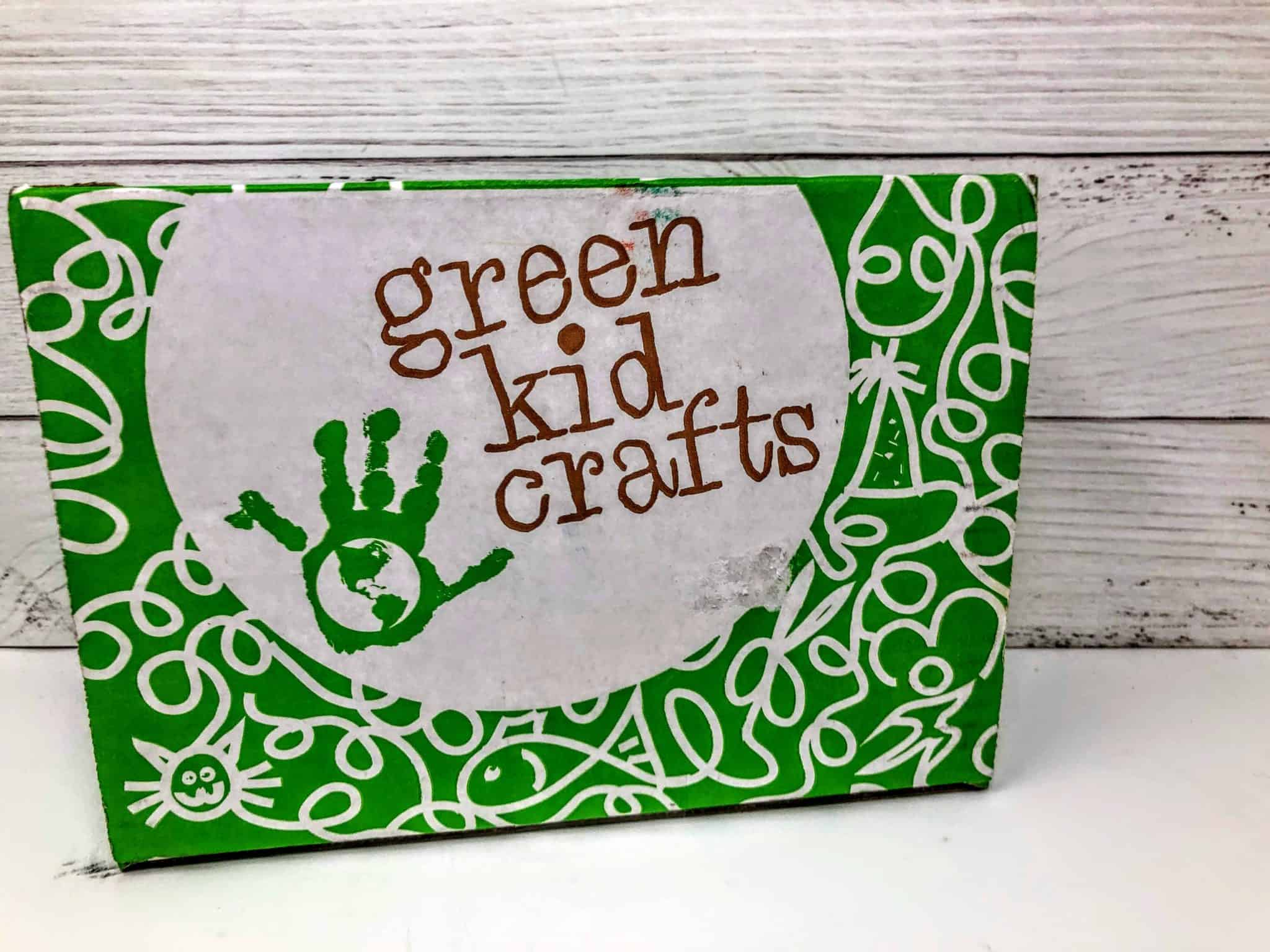 Green Kid Crafts Subscription Box Review + Unboxing + Coupon | June 2019