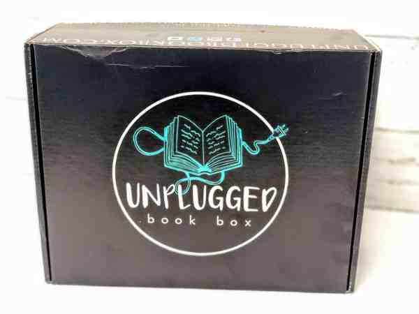 unplugged book box july