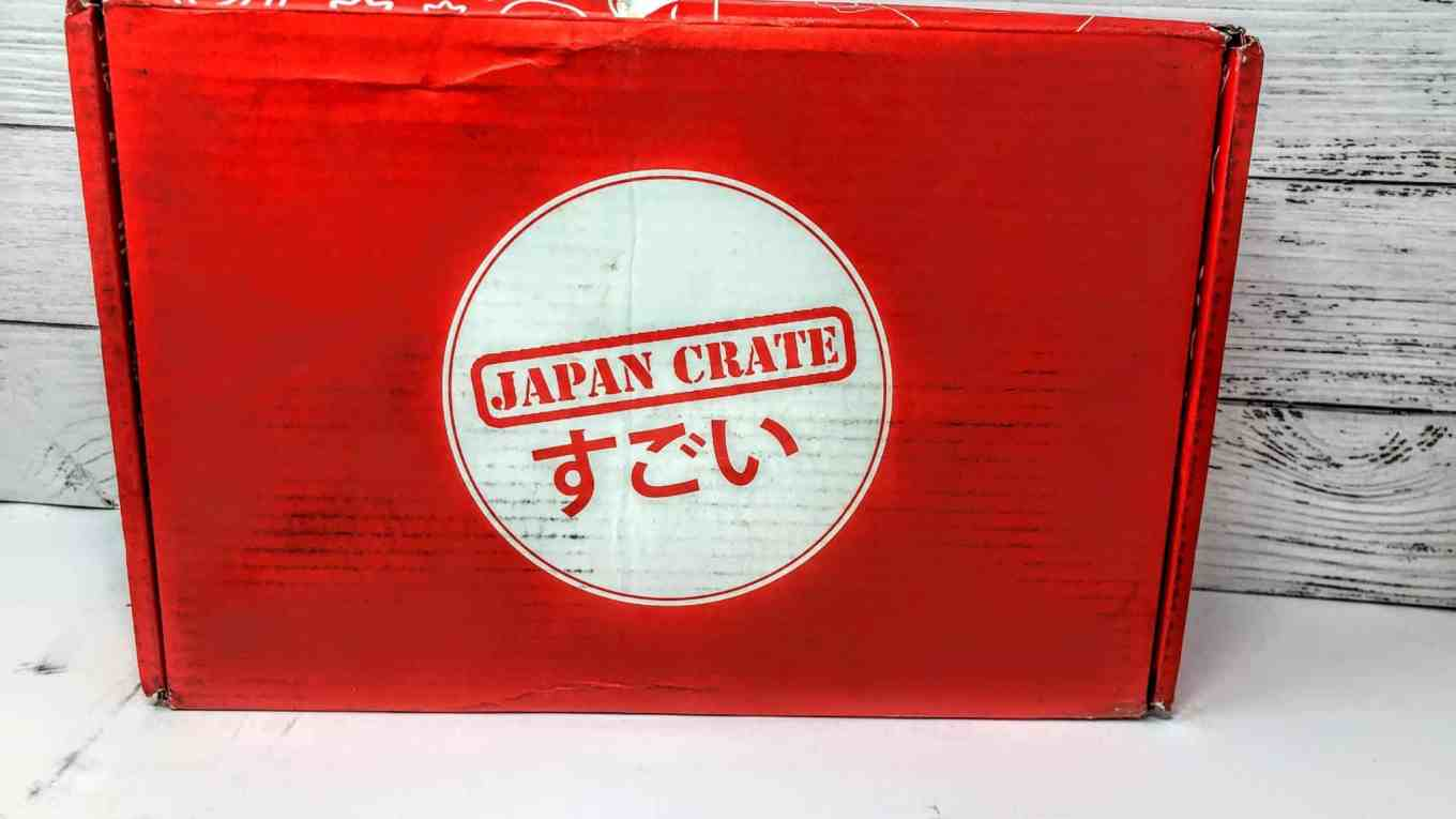 japan crate august review
