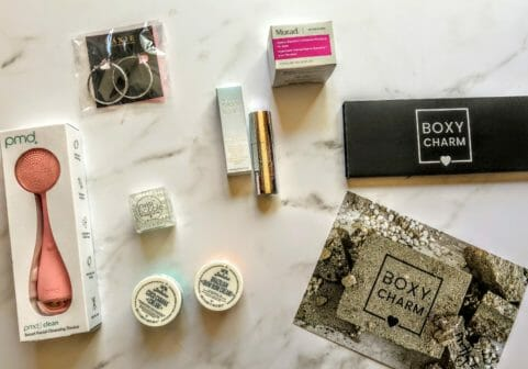 Boxy luxe march review