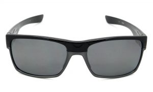 OAKLEY TWOFACE OO9189 01 - ÓCULOS DE SOL - polished black / black iridium polarized lens