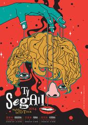 Ty Segall - Manipulator Tour www.notawonderboy.com