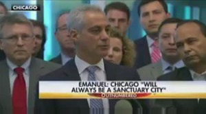 Liberal Mayors Pledge to Protect Illegal Immigrants From President Trump
