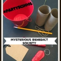 Mysterious Benedict Society Book Club, Part II