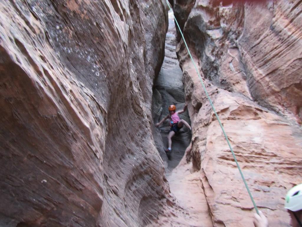 Zion National Park Rock Climbing