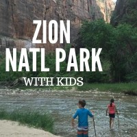 Cross Country Journal Day Seven: Zion National Park