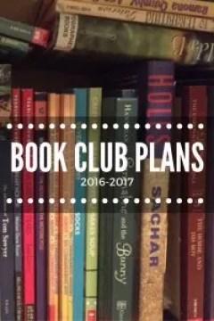 BOOK CLUB PLANS