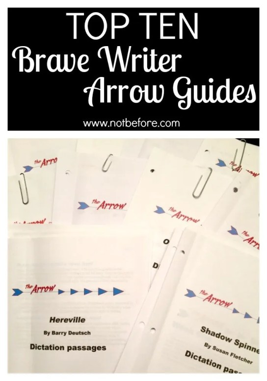 brave-writer-arrow