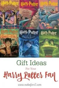 Here are the perfect gift ideas for the Harry Potter Fan in your life! I love the mugs!