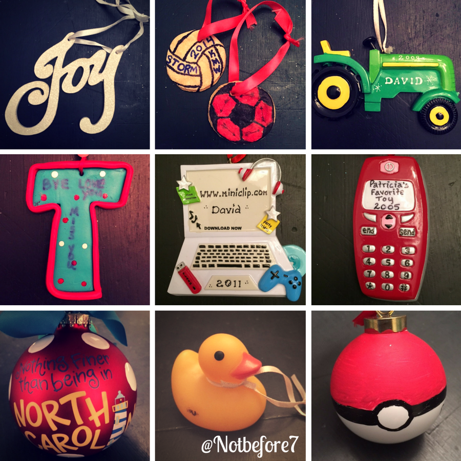 Kids Ornaments