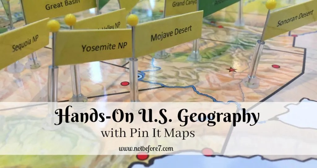 Us Geography With Pin It Maps Not Before 7 - Us-pin-map