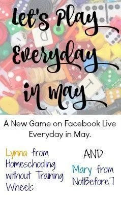 Play Everyday in May