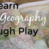 Learn Geography using Fun and Games